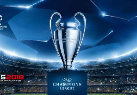 El PES pierde la Champions y la Europa League