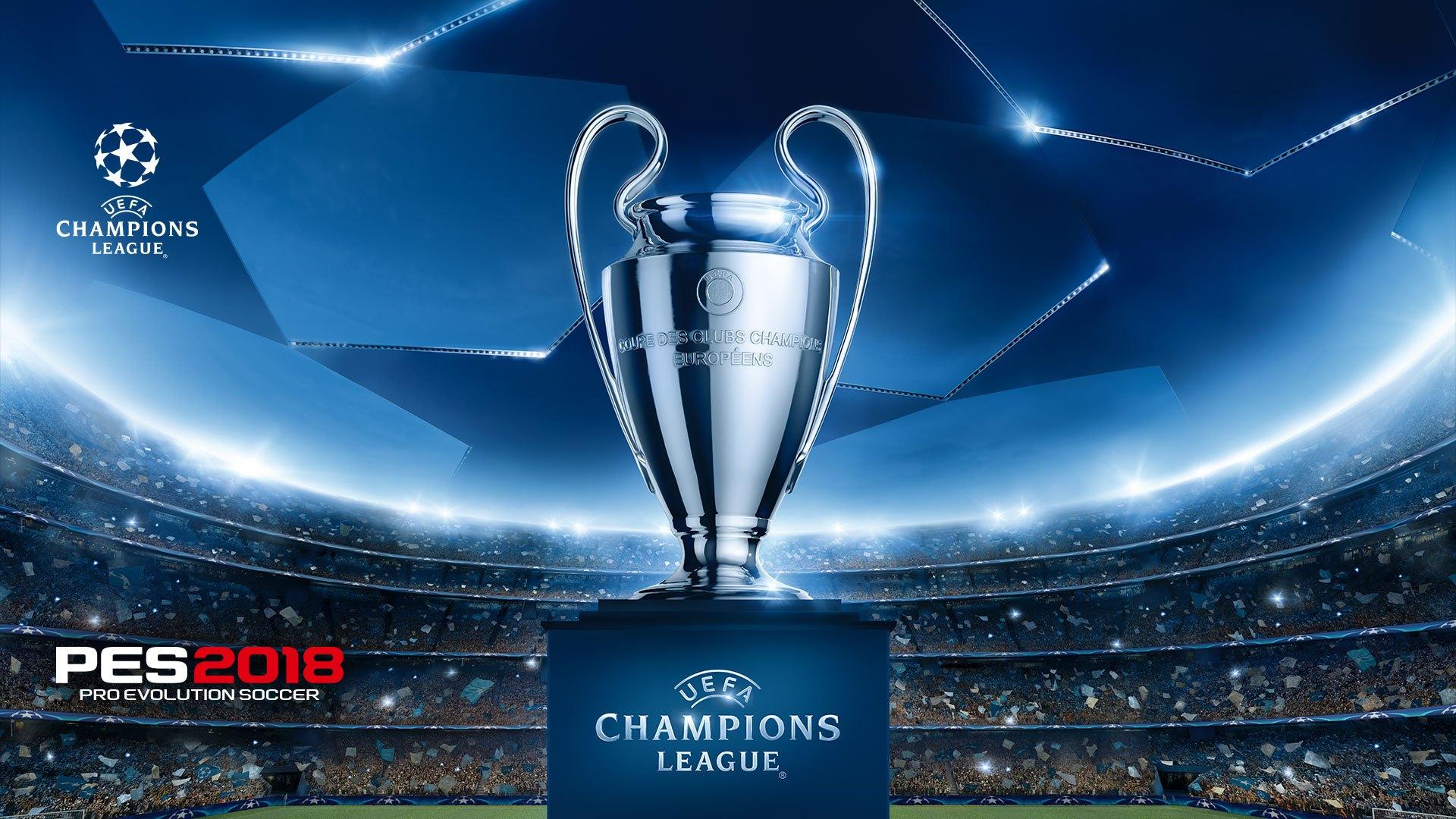 El PES 2019 no contará con la licencia de la Champions League