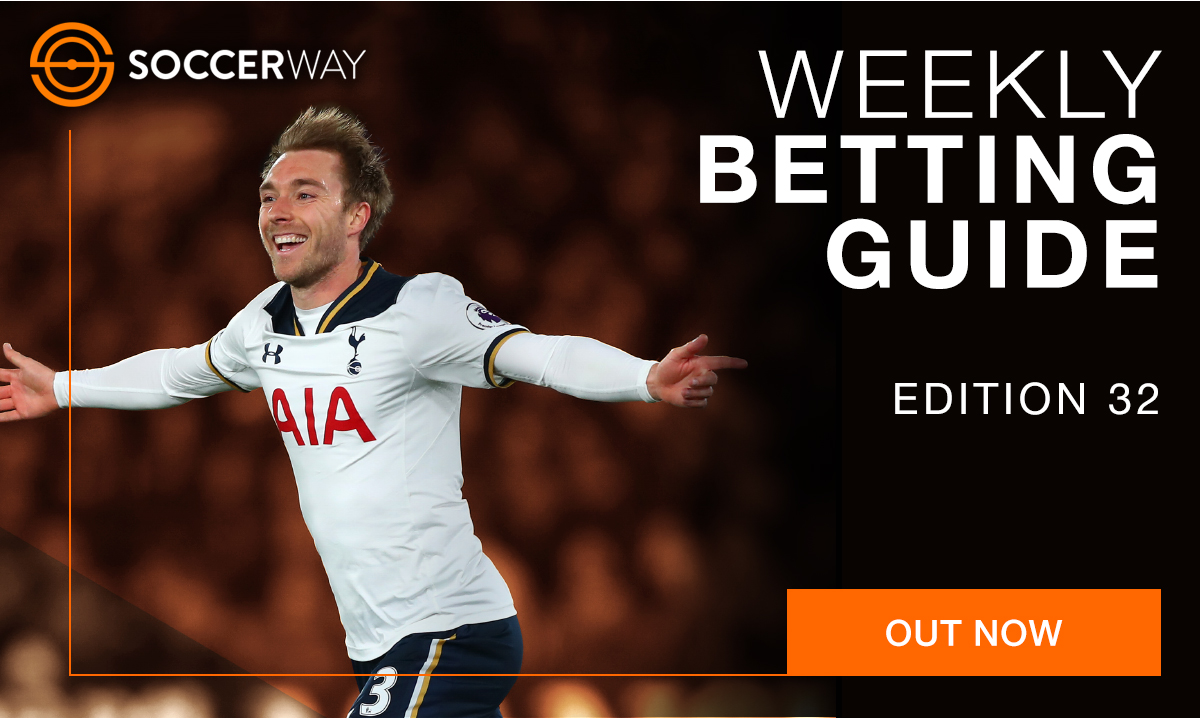 GFX Soccerway Edition 32 out now betting