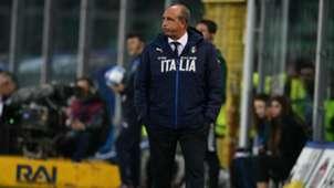 Gian Piero Ventura Italy WC Qualifying Europe 03242017