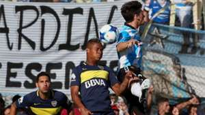 Insaurralde Wilmar Barrios Atletico Rafaela Boca Primera Division 23042017