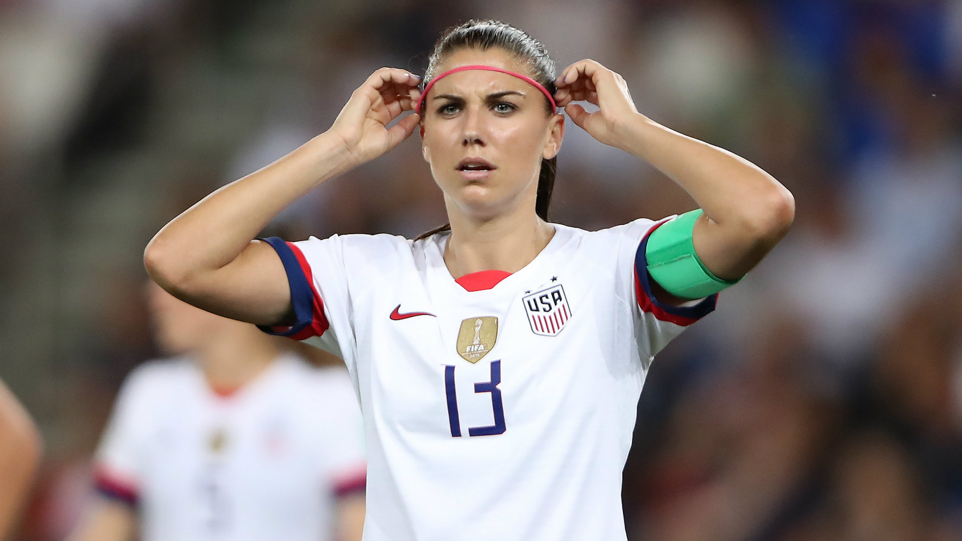Alex Morgan to miss the rest of Orlando Pride's NWSL season with injury