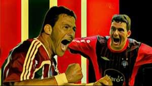 GFX Washington Coração Valente Fluminense Atletico-PR