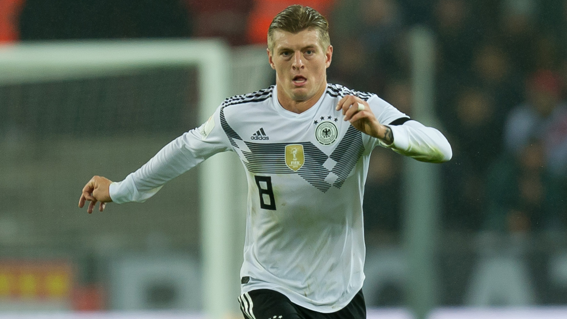 Toni Kroos DFB Germany 2018