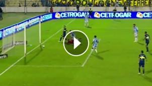 VIDEO PLAY Gol Dario benedetto Boca Gimnasia y Tiro Copa Argentina 14082017