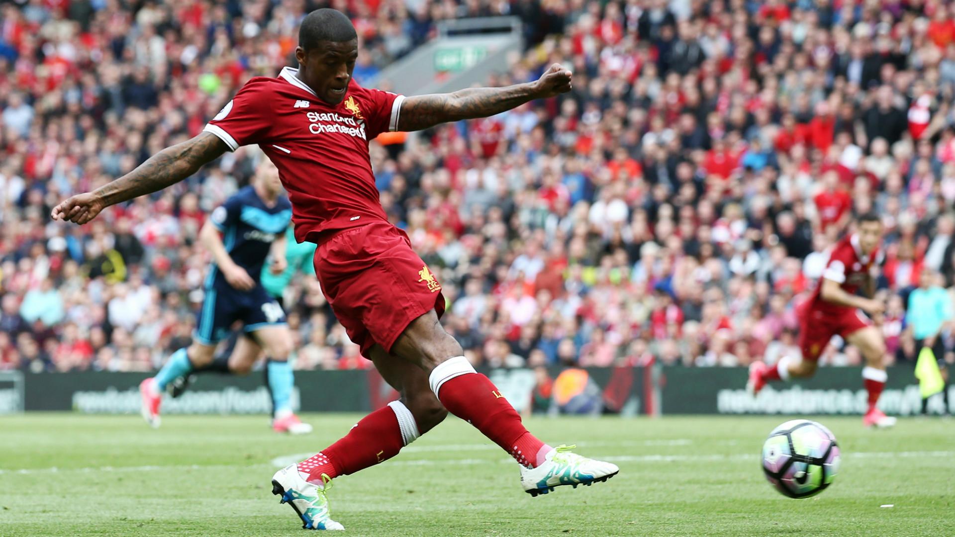 HD Gini Wijnaldum goal v Middlesbrough