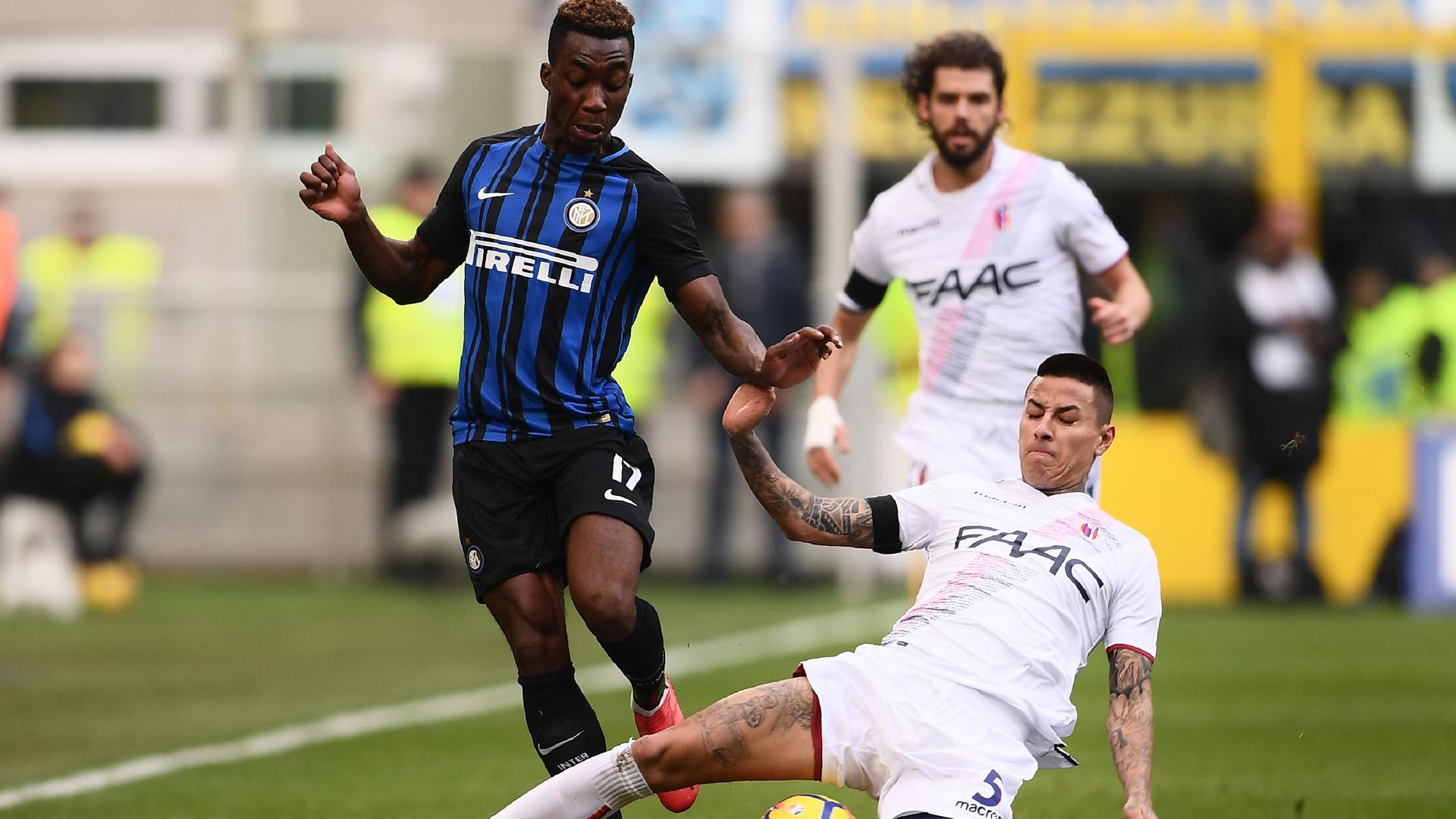 Internazionale Bologna Serie A 02112018