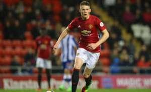 Scott McTominay, Man United