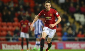 Scott McTominay, Man United