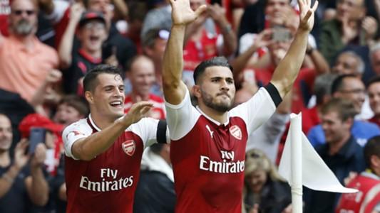 Sead Kolasinac Arsenal