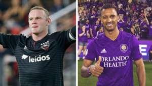 Wayne Rooney Nani MLS 2019