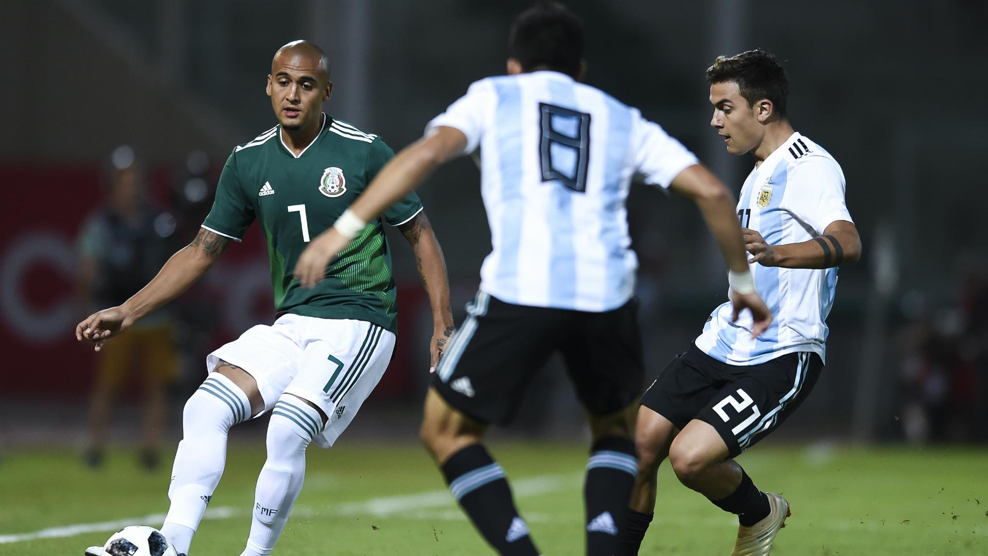 Argentina México Fecha FIFA 161118