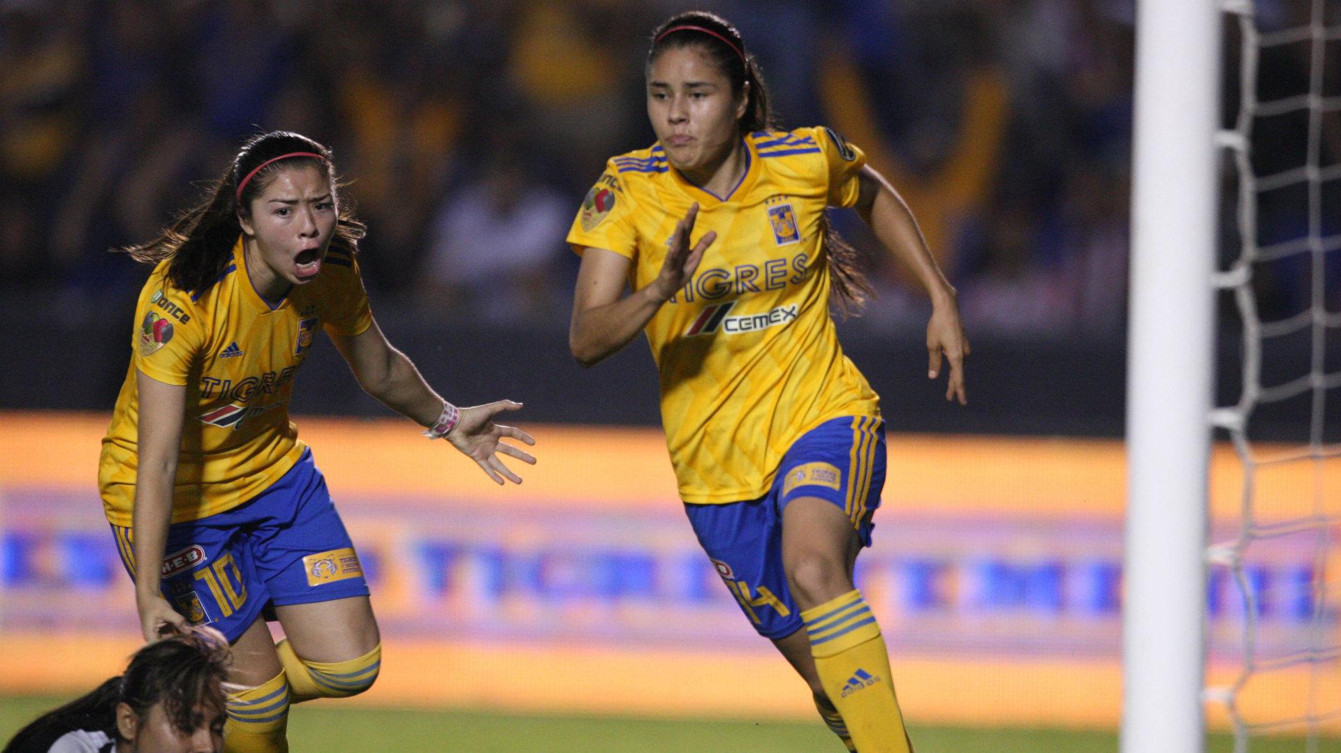 Tigres Liga MX Femenil