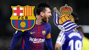 GFX FC Barcelona Real Sociedad LIVE STREAM