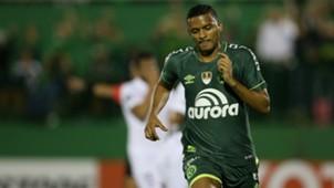 Reinaldo Chapecoense Nacional Copa Libertadores