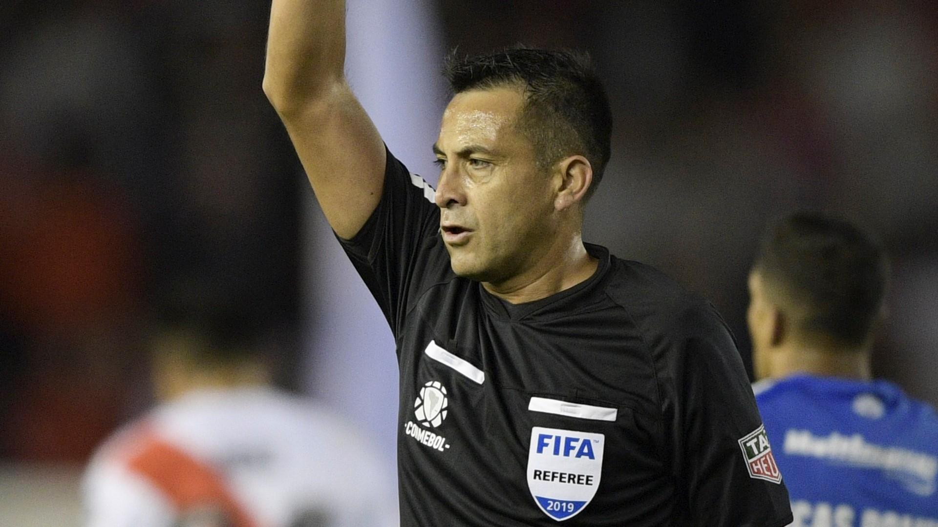 Bascuñán River Cruzeiro 8vos de final Copa Libertadores 230719