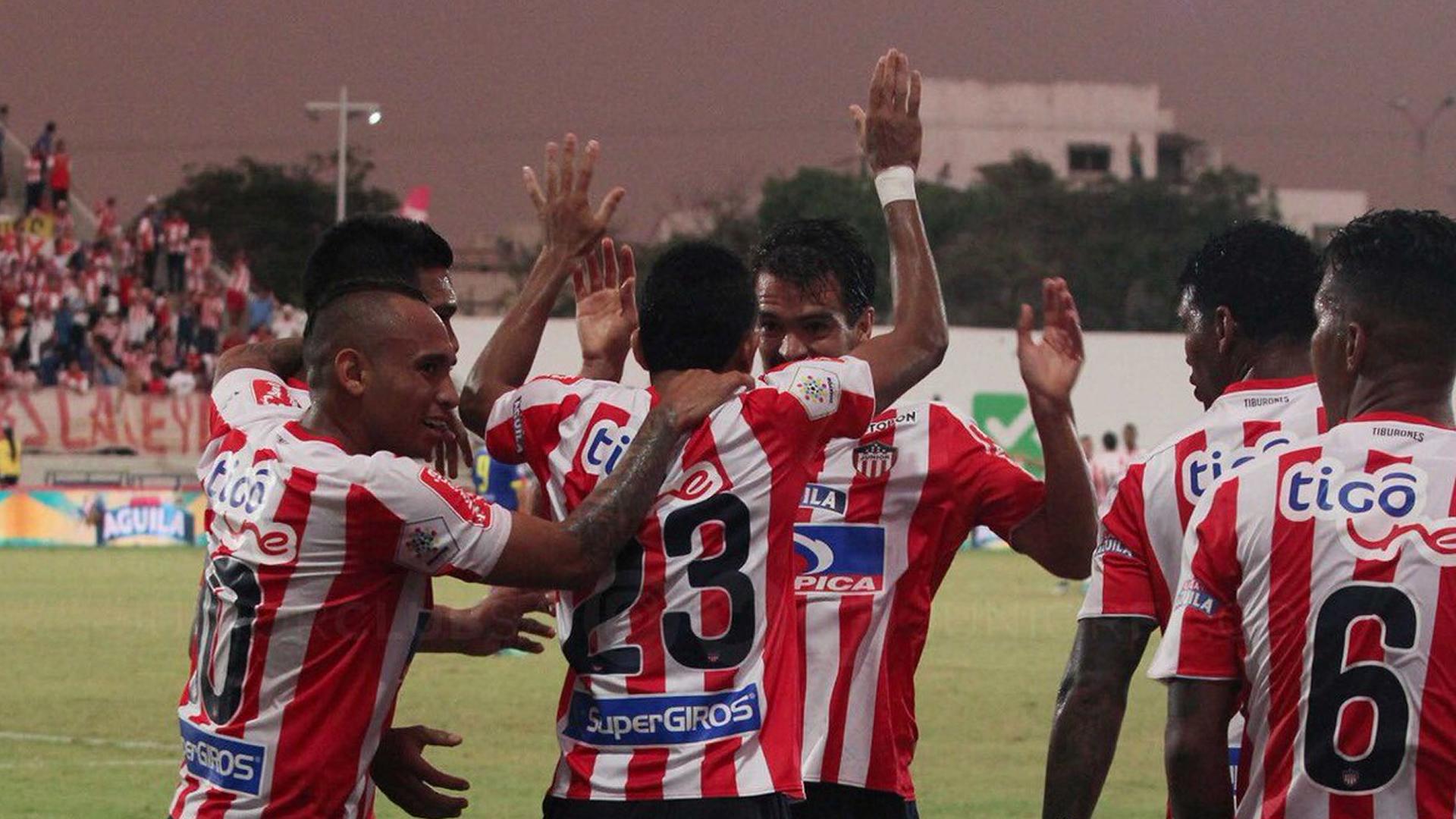 Junior de Barranquilla Liga Aguila 2018