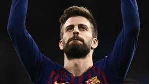 Gerard Pique Barcelona 2018-19