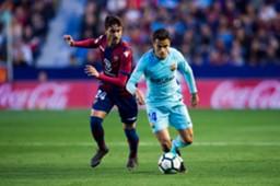 Coutinho Barcelona Levante LaLiga
