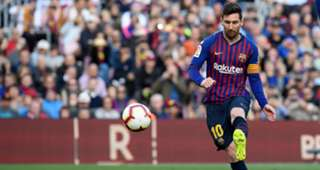Lionel Messi Barcelona Espanyol 0319