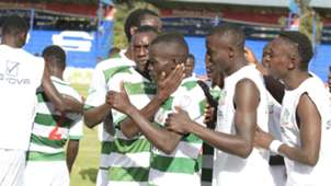 Nzoia Sugar players.
