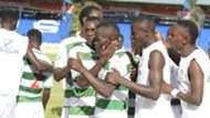 Nzoia Sugar players.
