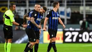 Radja Nainggolan Inter Milan Serie A