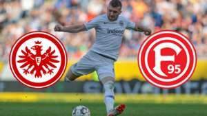 Eintracht Frankfurt Gegen Fortuna Düsseldorf Im Tv Und Im Live
