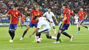 Spain Italy European U21