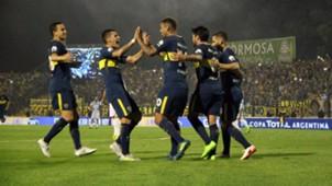 Boca Gimnasia y Tiro Copa Argentina 14082017