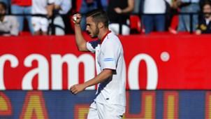 Pablo Sarabia Sevilla Deportivo Coruna La Liga