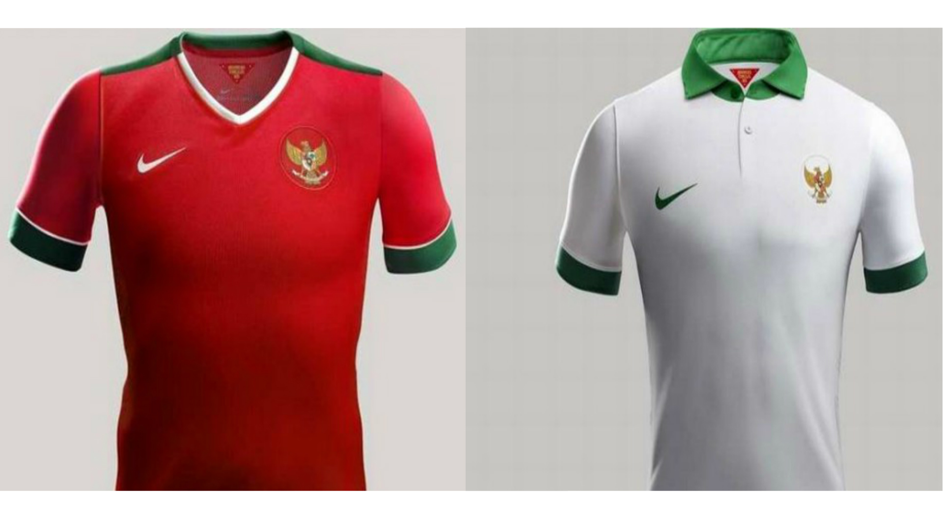 Indonesia home and away