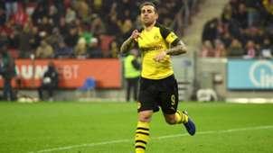 Paco Alcacer BVB Borussia Dortmund 241118