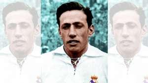 Antonio Imbelloni Real Madrid 1950