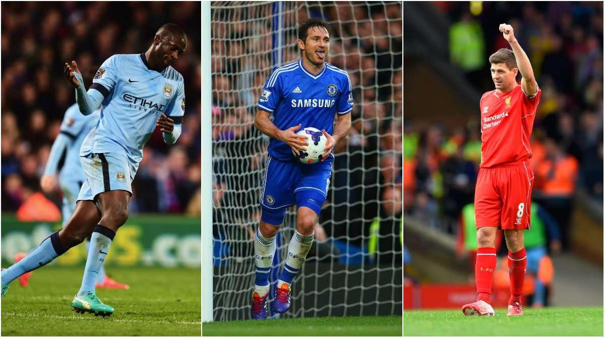 Premier League Top Scorer Midfield