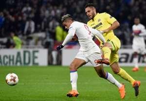 Mariano Diaz Olympique Lyon Villarreal UEFA Europa League