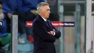 Carlo Ancelotti Cagliari Napoli Serie A