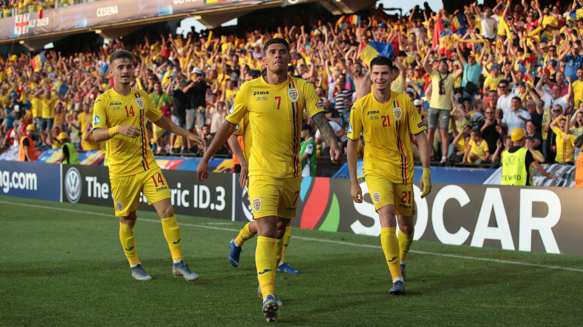 GER ONLY Florinel Coman Rumänien U21 England 21062019