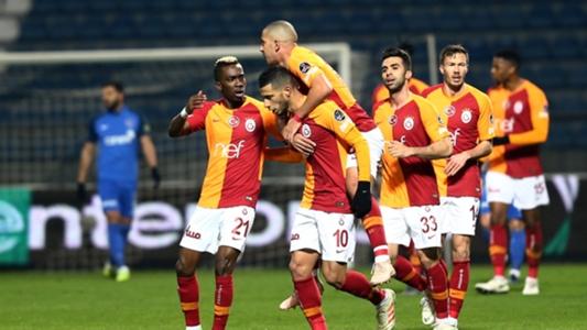 Feghouli, Belhanda, Trezeguet shine in Galatasaray's win vs. Kasimpasa