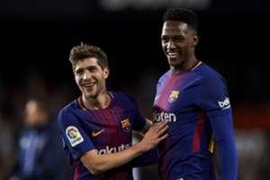 Yerry MIna Barcelona Copa de Rey 08022018