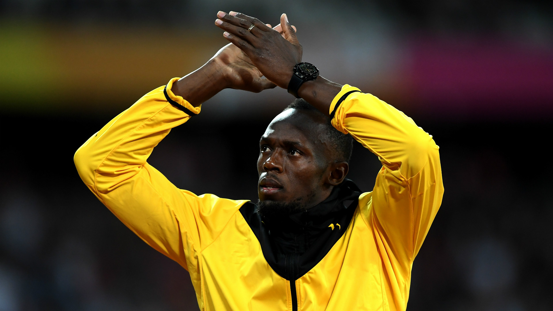 Usain Bolt Is Hanging up His Spikes for a Pair of Cleats