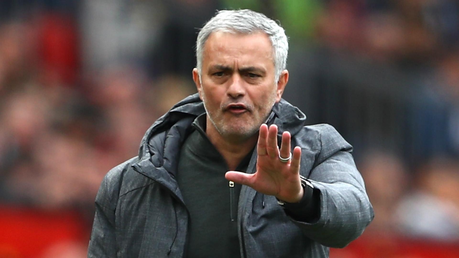 Mourinho Manchester United Swansea