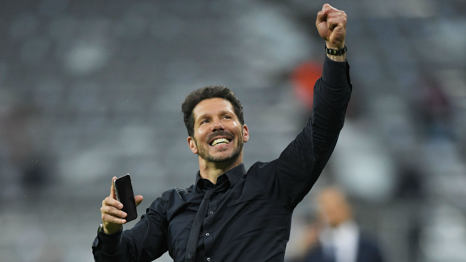 Diego Simeone Atletico Madrid 2016