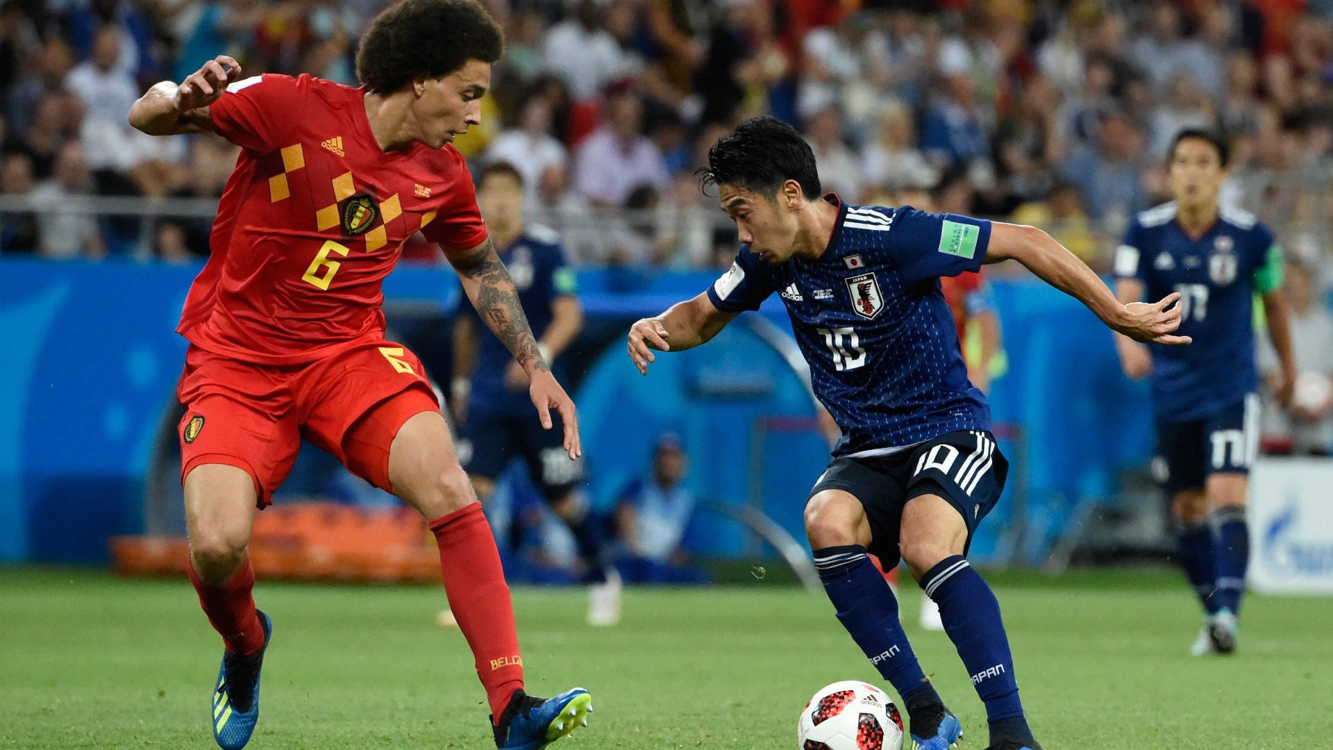 Belgium Japan 02072018