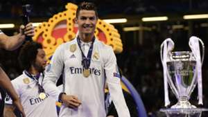 Cristiano Ronaldo Real Madrid Champions League