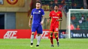 Jocinei Schad, Felda United, Halim Saari, Selangor FA, Malaysian FA Cup, 16042019