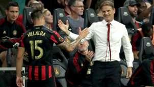 Frank de Boer Atlanta United 05082019