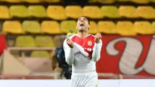 Radamel Falcao Gol Monaco - Strasbourg 2019