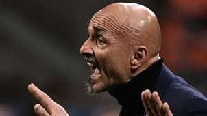 Luciano Spalletti Inter Lazio