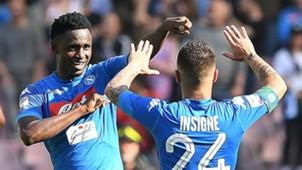 Amadou Diawara Napoli Chievo
